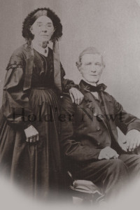Catharine Fraleigh and Wm Feller